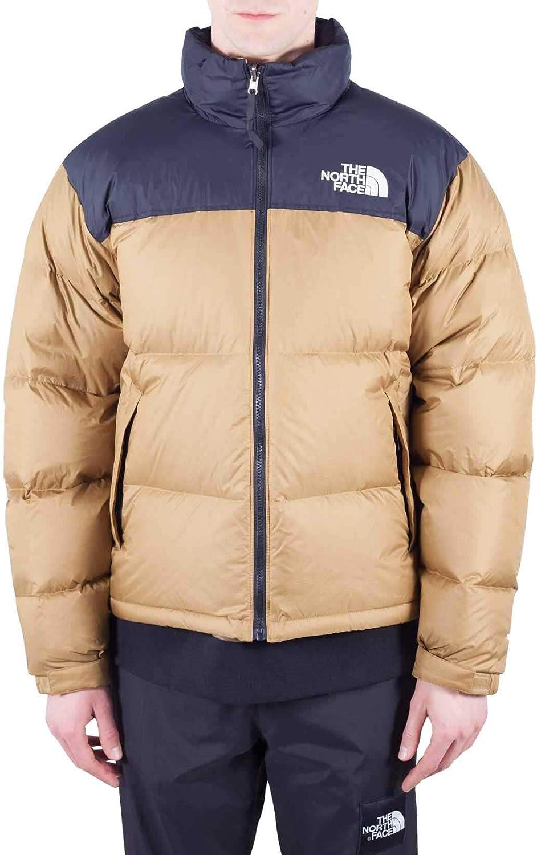 The North Face Men Retro 96' Nuptse Jacket in British Khaki