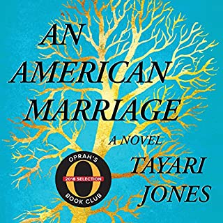 An American Marriage (Oprah's Book Club)     A Novel              By:                                                                                                                                 Tayari Jones                               Narrated by:                                                                                                                                 Sean Crisden,                                                                                        Eisa Davis                      Length: 8 hrs and 59 mins     225 ratings     Overall 4.3