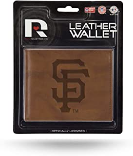 Rico Industries MLB unisex-adult Wallet Billfold Leather Embossed