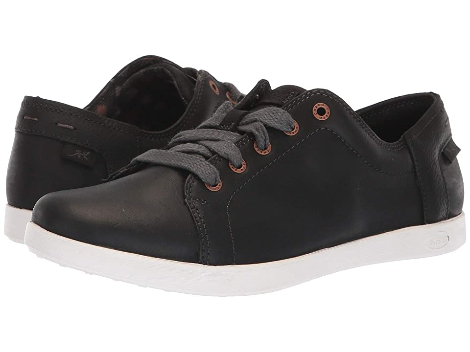 Chaco Ionia Lace Leather (Black) Women