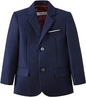 Boys' Formal Suits Blazer Jacket Coat for Kids