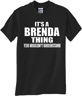 Gildan Brenda Thing Black TEE Shirt