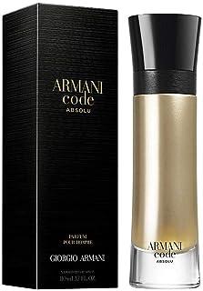 Armani Code Absolu Parfum pour Homme 110ml