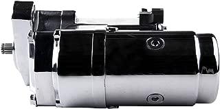 INEEDUP 113119 Starter Starter Motor Replacement For 2005 2007 2009-2011 Big Dog Bulldog 2005-2007 Big Dog Chopper 2009-2011 Big Dog Coyote 2006-2011 Big Dog K-9 2005-2010 Big Dog Mastiff