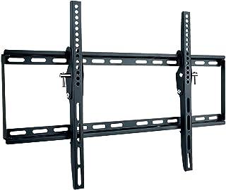 Allcam WM161L Universal TV Wall Bracket Slim Adjustable TV Wall Mount Bracket for LCD, LED, 3D & Plasma Screens for 40 - 50 -inch Plasma/LED TVs, 12° Tilt, Max VESA 600x400, Hold up to 60 kgs