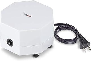 Anpetbest Aquarium Air Pump, 4W Ultra Silent Mini Oxygen Air Pump 6.8L/Min Air Flow for Aquarium, Up to 50 Gallon Fish Tan...