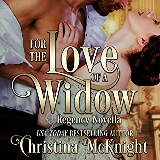 For the Love of a Widow cover art