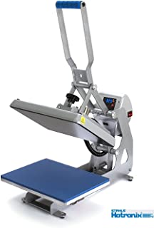 Hotronix Auto Clam 11 X 15 Heat Transfer Press - Made in USA with Warranty - Commercial Grade Built to Last