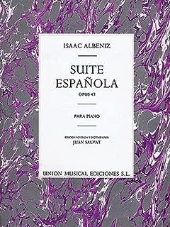 Best isaac albeniz suite espanola op 47 Reviews