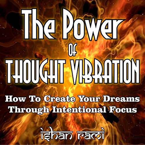 The Power of Thought Vibration audiobook cover art