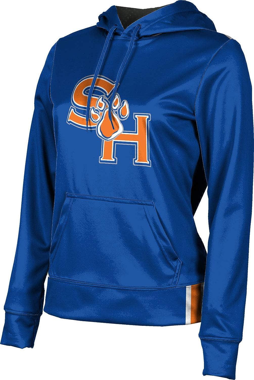 Sam Houston State University Girls' Pullover Hoodie, School Spirit Sweatshirt (Solid)