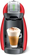 Nescafe Dolce Gusto Genio2 Coffee Machine, Red