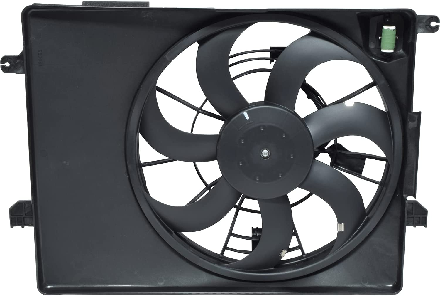 Engine Cooling Selling rankings Fan FA 50345C Assembly Directly managed store