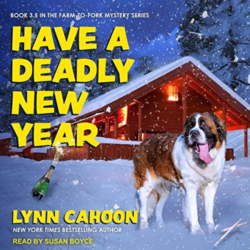 Have a Deadly New Year audiobook cover art