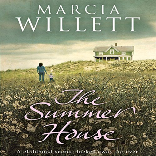 The Summer House audiobook cover art