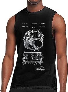Zhanchuntao Rogers Dynasonic Snare Drum Retrofit Drum Man T Shirts