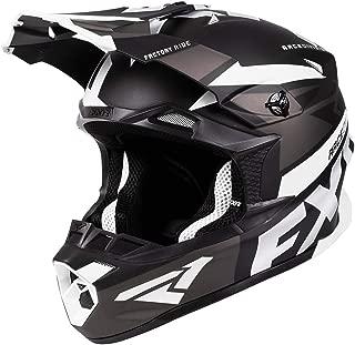 FXR Blade 2.0 Force Helmet - Black/White - SML