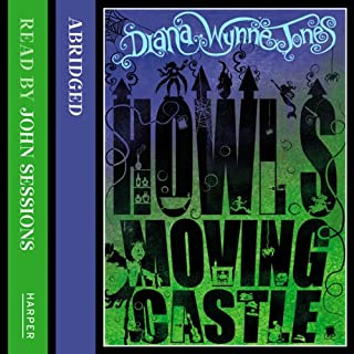Howl's Moving Castle                   By:                                                                                                                                 Diana Wynne Jones                               Narrated by:                                                                                                                                 John Sessions                      Length: 3 hrs and 22 mins     165 ratings     Overall 4.5