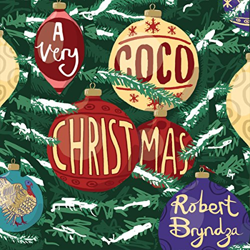 A Very Coco Christmas audiobook cover art