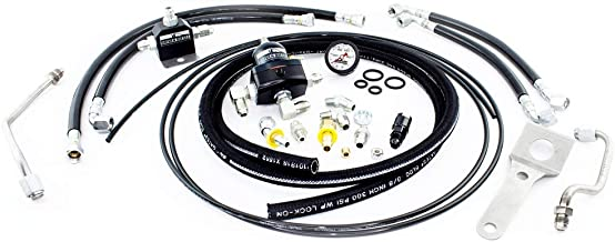 Driven Diesel Regulated Return Fuel System Kit Compatible with 1994-1997 OBS Ford 7.3L Powerstroke Diesel