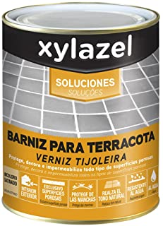 Xylazel - Barniz para terracota satinado 750ml
