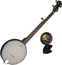 Goldtone AC-1 Open Back 5-String Banjo w/ Tuner