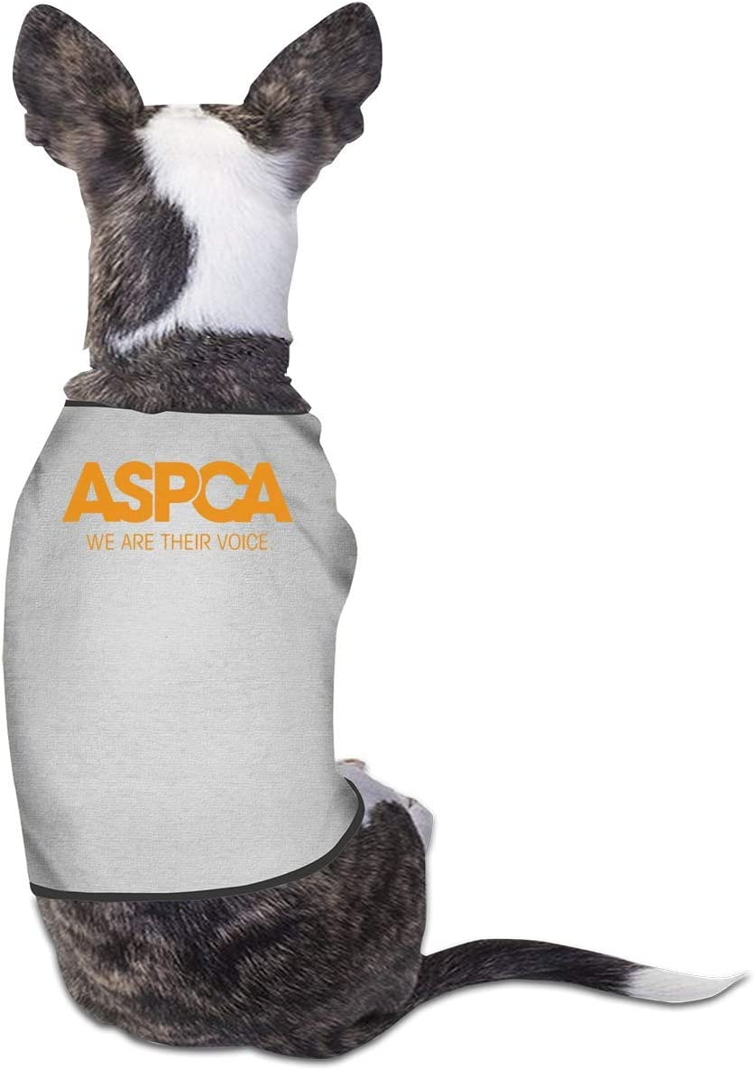 Direct sale of manufacturer pengyong Ranking TOP2 ASPCA Logo Pet T-Shirt Cute for Clothes Cats S Dogs