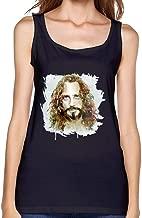 RNUER Chris Cornell Women's Vest Tank Top