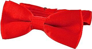 b6b607cebeab1 DonDon Nœud papillon avec crochet Pour enfants Garçon lié et réglable 9 x  4,5