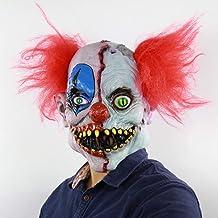 JNKDSGF Horror maskerHalloween Enge Clown Maskers ...