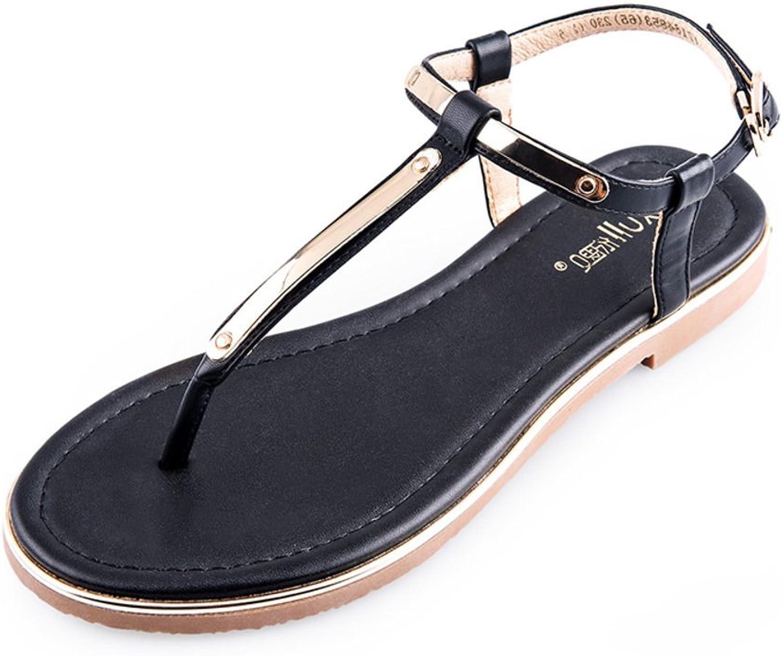 MET RXL Summer,Flat,Thong Sandal Lady,Flat Heel,Thin Soled shoes