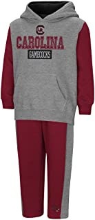 Colosseum Toddler South Carolina Gamecocks Pull-Over Hoodie and Sweatpants Set