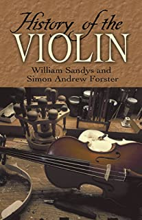 History of the Violin (Dover Books on Music)