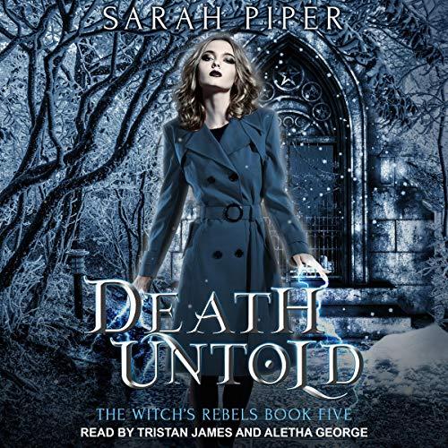 Death Untold: A Reverse Harem Paranormal Romance cover art