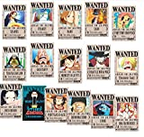 Big Fun One Piece Wanted Poster 42 cm × 29 cm, New