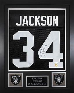 check out b74be f5f07 Amazon.com: Bo Jackson - Clothing & Uniforms / Sports ...