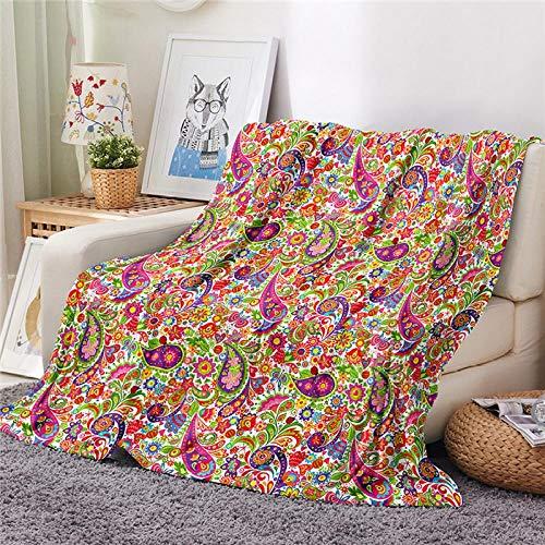 LOVEXOO Manta de Franela Resumen 180x200 cm 3D Impresa Cubierta de Cama Mantas de Sofa Super Suave Manta con Franela Suave Antibolitas para Adultos y niños