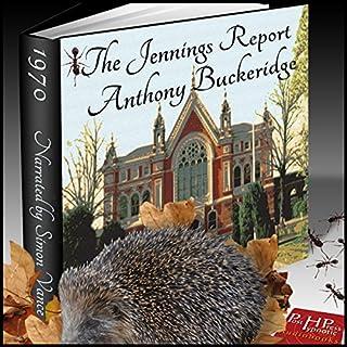 The Jennings Report audiobook cover art