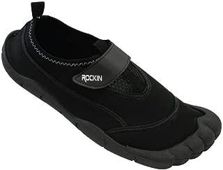 Rockin Footwear Mens Aqua Foot Water Shoes