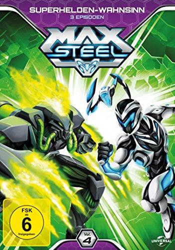 Max Steel, Vol. 4 - Superhelden-Wahnsinn