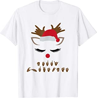 Reindeer Funny T-Shirt