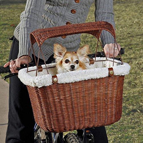 Solvit Tagalong Pet Bicycle Basket