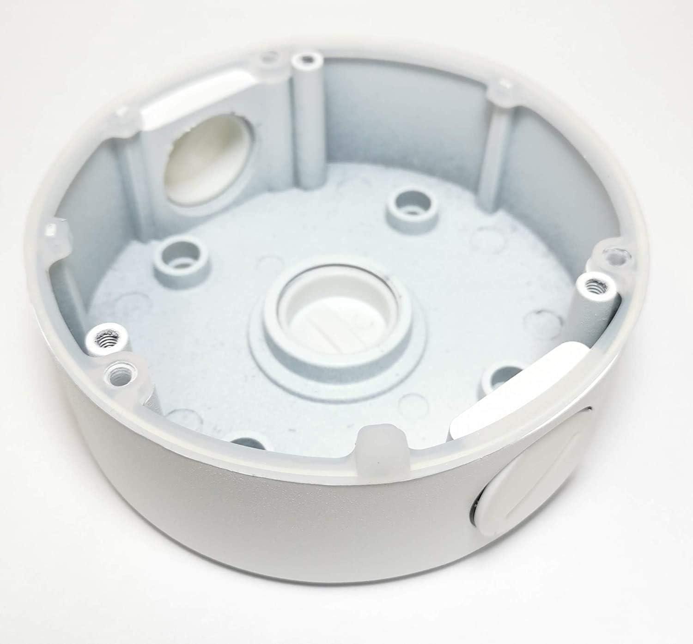 Kenuco [2020 New Version] CB110 DS-1280ZJ-DM18 Conduit Base for Hikvision Dome Camera DS-2CD2142FWD-I | (10 PK)