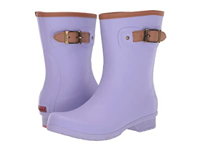 Chooka City Solid Mid Boot (Lavender) Women