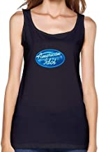 XIULUAN XIULUAN Women's American Idol Logo tops