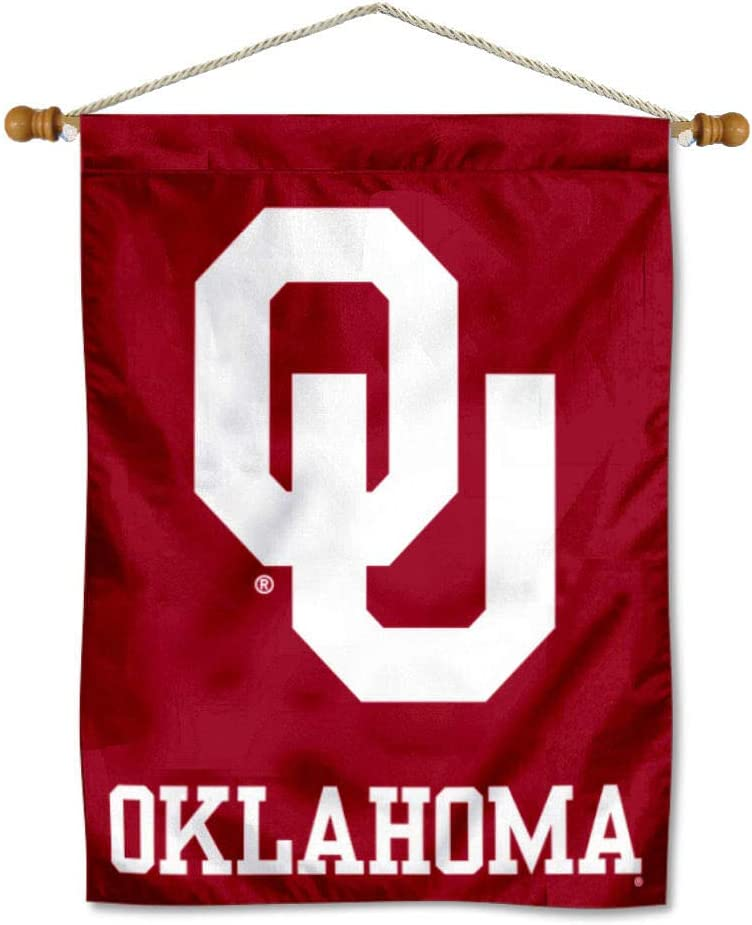 Oklahoma Al sold out. Sooners Banner Hanging Pole Cheap SALE Start with