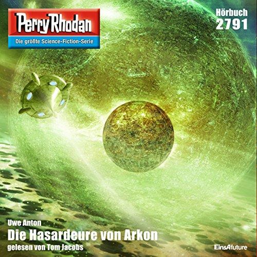 Die Hasardeure von Arkon Titelbild
