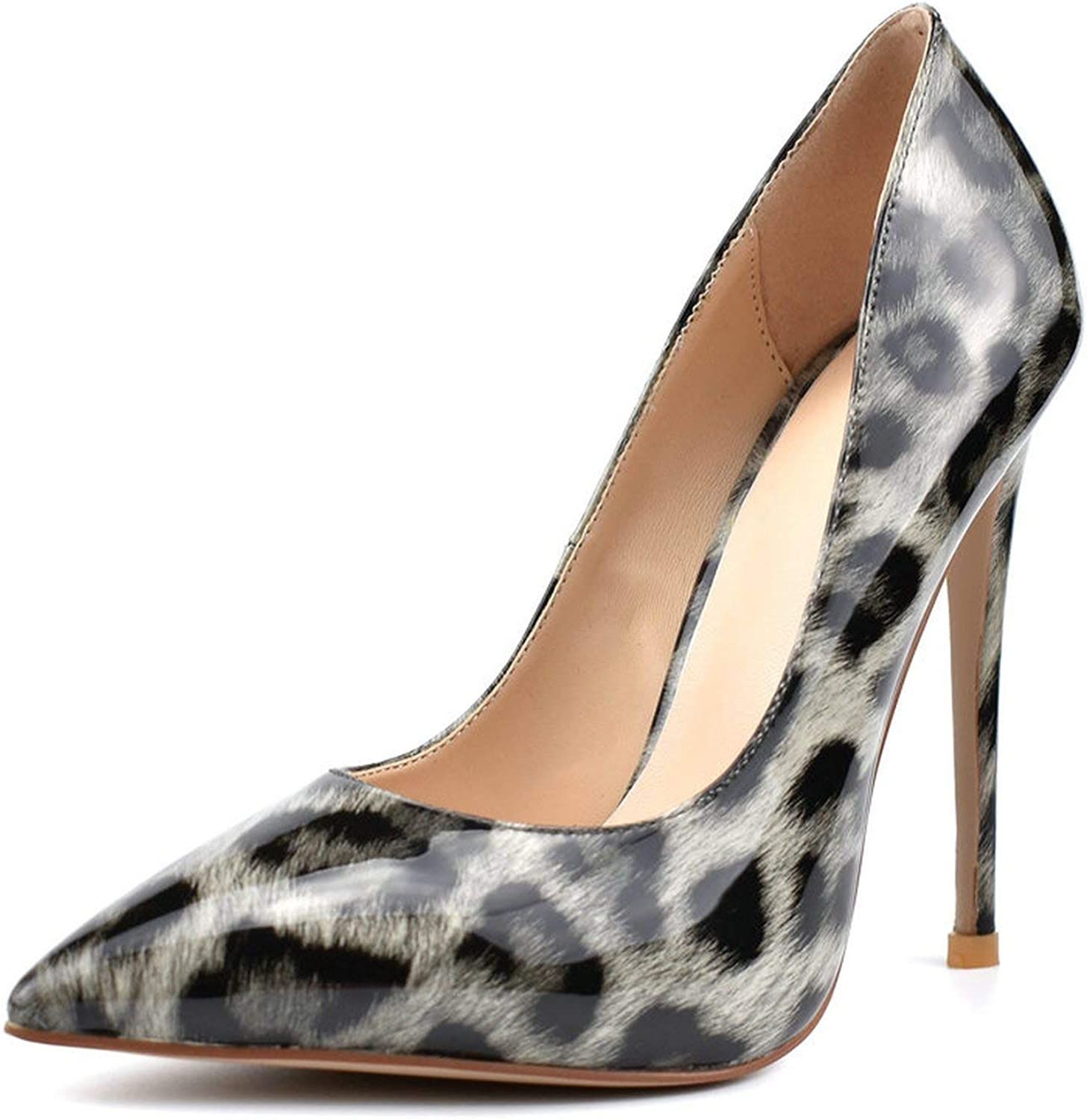 Get-in Woman High Heels 12CM Heels Pumps Women shoes Sexy Black bluee Party Wedding shoes Stiletto