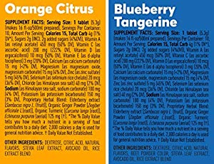 Nuun Immunity: Immune Support Hydration Supplement, Electrolytes, Antioxidants, Vitamin C, Zinc, Turmeric, Elderberry, Ginger, Echinacea - Blueberry Tangerine + Orange Citrus - 4 Tubes (40 Servings) #2