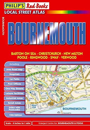 Philip's Red Books Bournemouth
